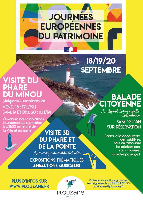 You are currently viewing Les Vigies aux Journées du Patrimoine 2020
