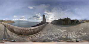 Visite panoramique à 360° du site du Petit Minou
