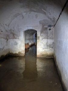 Le Télégramme parle de notre descente dans les entrailles du Fort du Minou