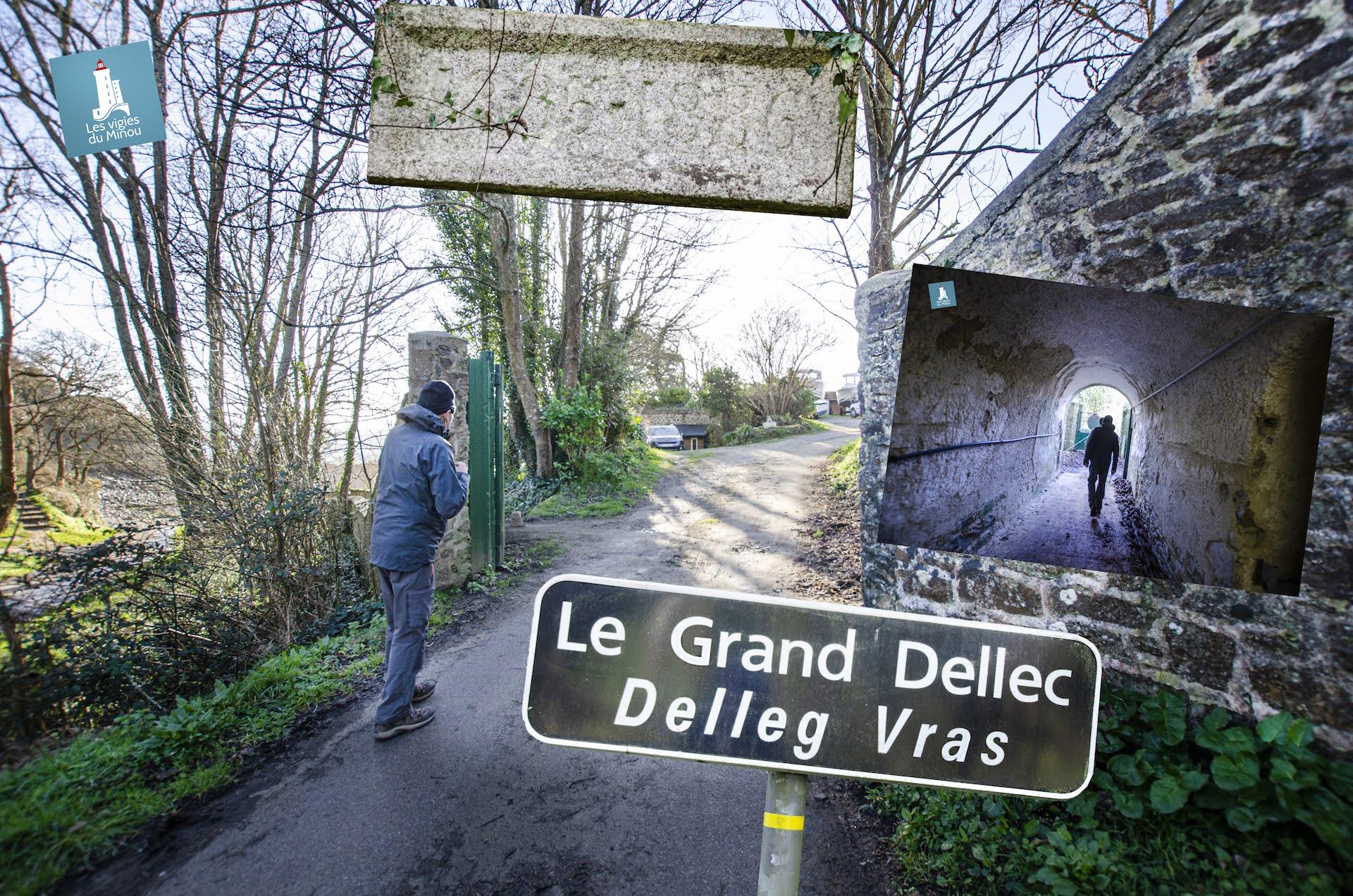 You are currently viewing Visite de la batterie de rupture du Dellec