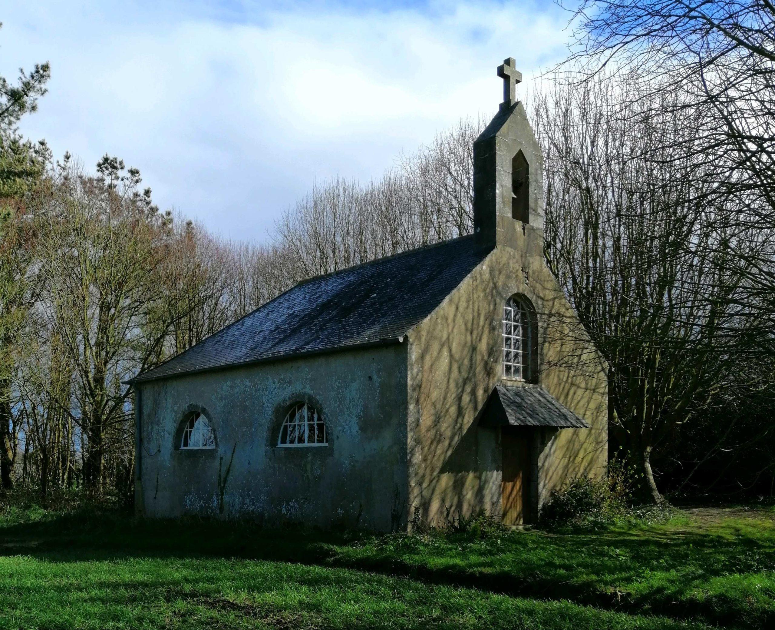 You are currently viewing La chapelle de Kerangoff