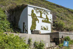 Les sculptures végétales de Roz'N'Art